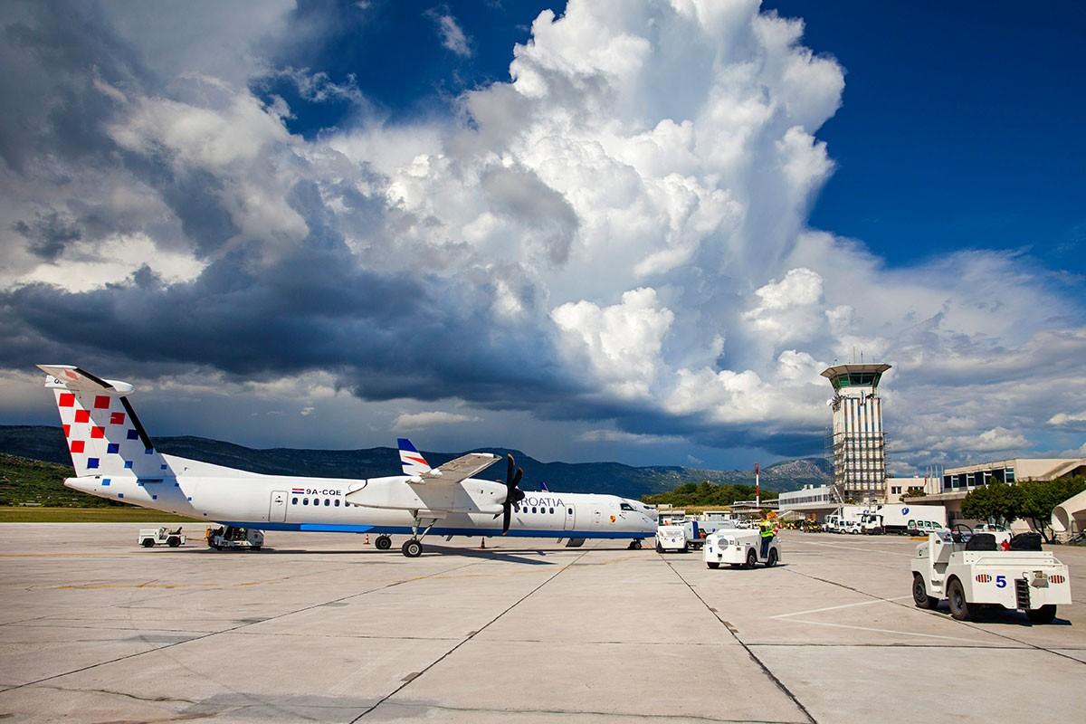 Split flygplats