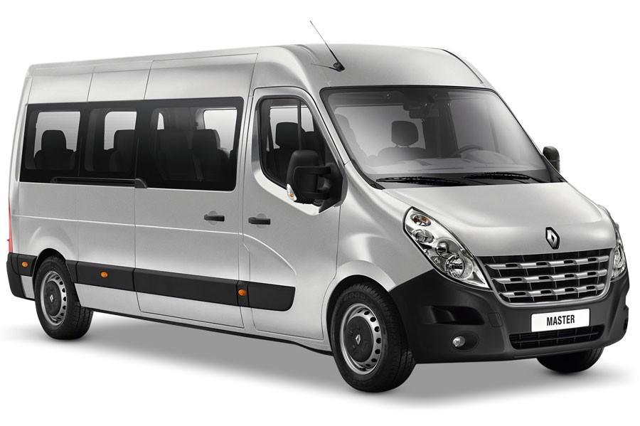 Minibuss Taxi-Buss